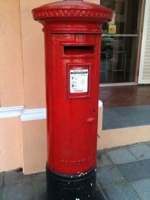 pillar post box 02
