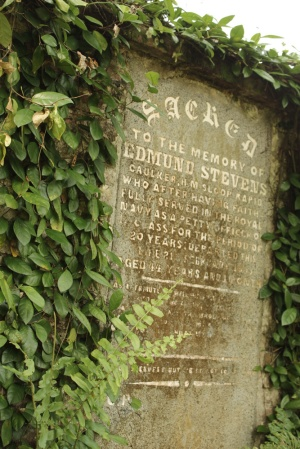wall of tombstones 08