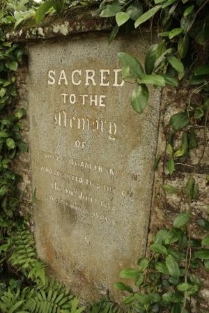 wall of tombstones 09