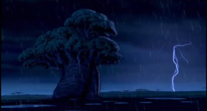 baobab tree walt the lion king